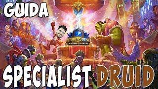 [Hearthstone ita]Mech Token Druid in torneo Specialist [L'ascesa delle Ombre post nerf]