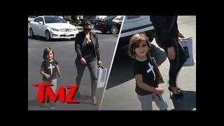 Mason Disick Breaks The Golden Kardashian Rule! | TMZ