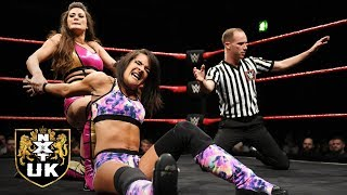 Dakota Kai vs. Nina Samuels - NXT UK Women's Title Tournament Quarterfinal: NXT UK, Nov. 14, 2018