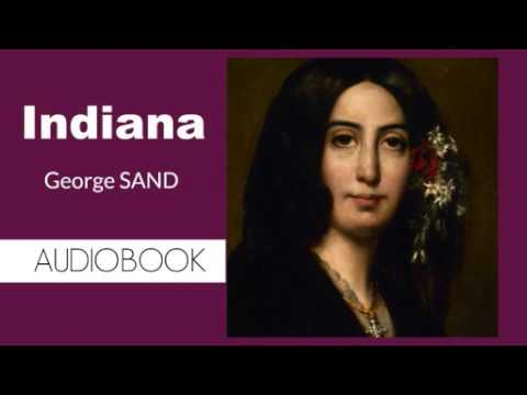 Indiana by George Sand - Audiobook ( Part 1/2 )