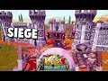 The ULTIMATE Castle Siege!  NEW Machines! (Rock of Ages 2 Bigger And Boulder Gameplay Part 2)