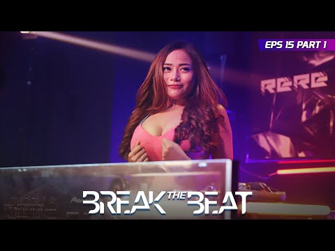 HOT DJ RERE MELINDA LIVE MUSIK BREAKBEAT STUDIO 2 MATA LELAKI