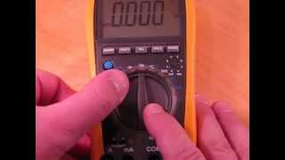 Vichy VC99 Multimeter