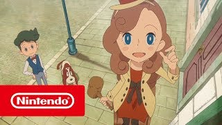 LAYTON'S MYSTERY JOURNEY™: Katrielle and the Millionaires' Conspiracy - Trailer (Nintendo 3DS)