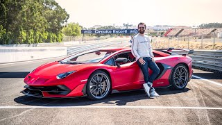 Is The NEW Aventador SVJ The Best Lamborghini Ever?