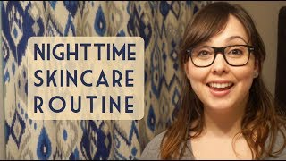 Nighttime Skincare Routine! Thumbnail