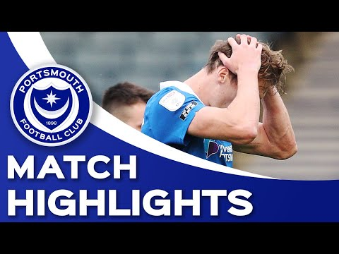 Portsmouth Doncaster Goals And Highlights
