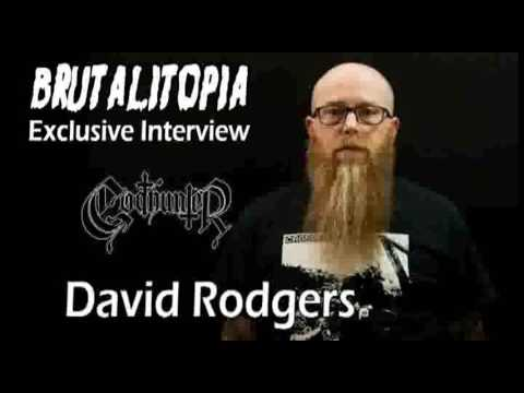 Exclusive Interview - David Rodgers (Godhunter)