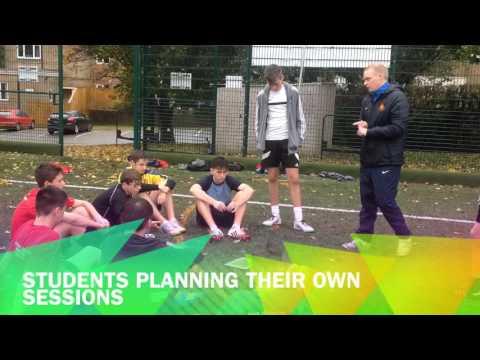Junior Football Leaders Training