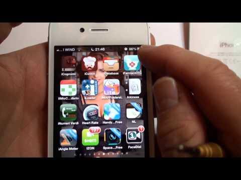 Apple iPhone 4S Batteria Potenziata