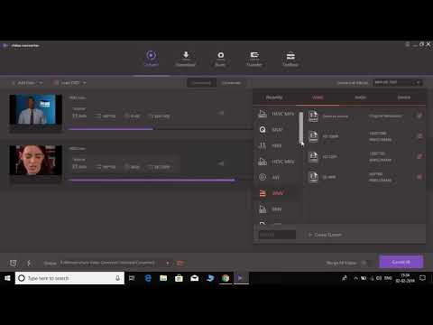 Wondershare Uniconverter- Mov To MP4 Download Music, Convert Video Files, Burn DVDs