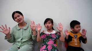 Wash Your Hands Story Lala Kids Tv