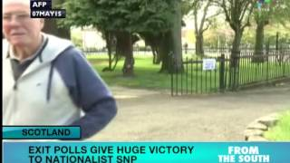 Exit Polls Indicate Conservative Victory in UK Elections