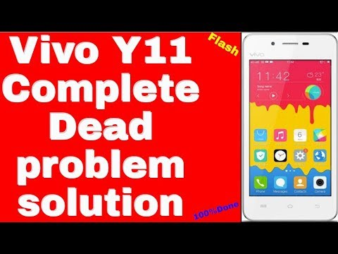 Vivo Y11 Complete Dead problem solution ( Flash) 10000%Done