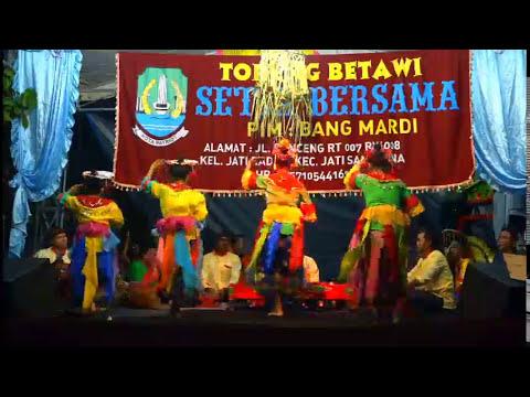 Topeng Betawi Setia Bersama [live]