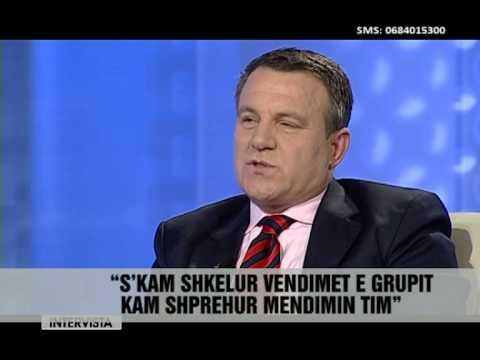 """Arben Malaj në """"Intervista"""" - Vizion Plus - News - Lajme"""