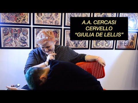 """A.A. CERCASI CERVELLO """"GIULIA DE LELLIS"""" // L' Edera nei Pozzi"""