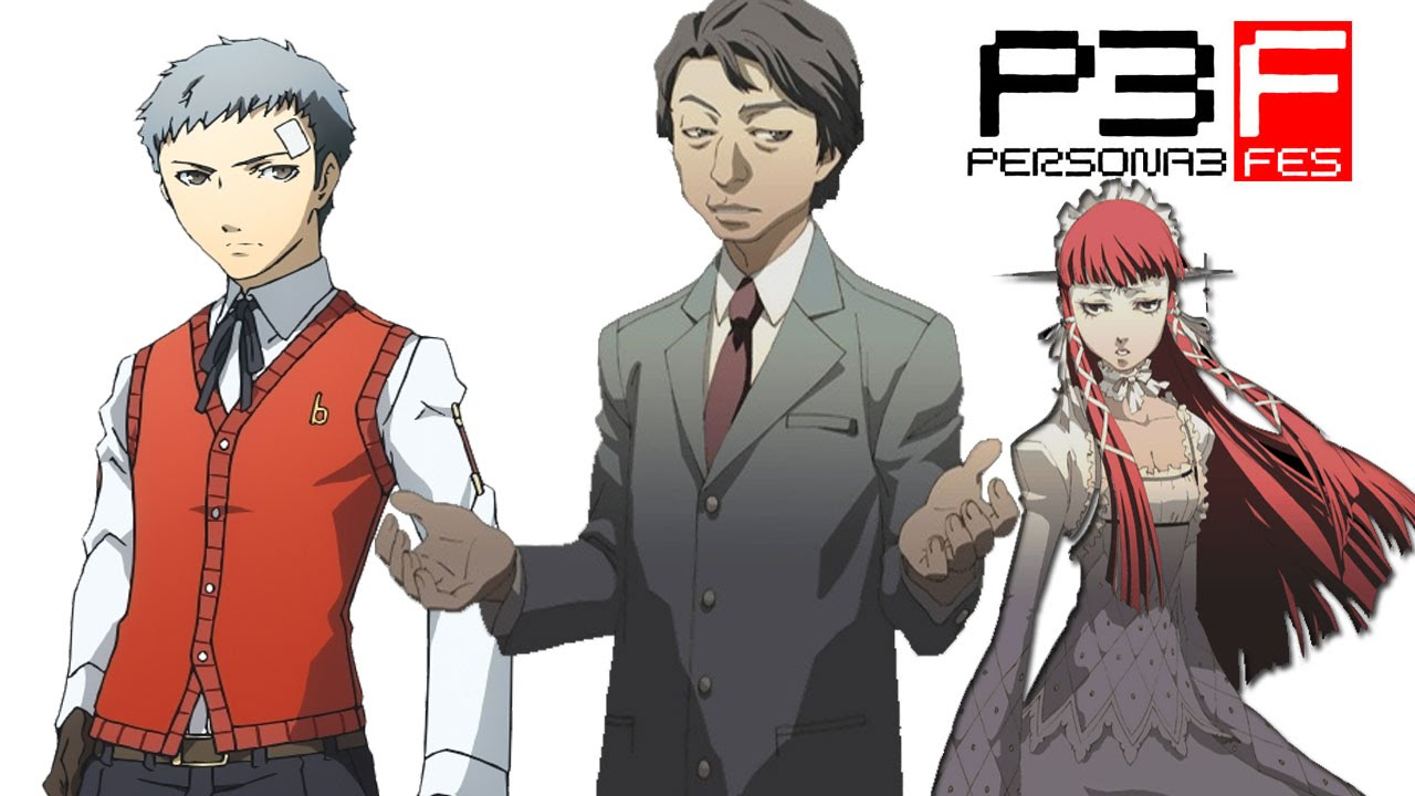 AKIHIKO ISN'T A PIMP & THE SCAM ARTIST! | Persona 3 FES ...