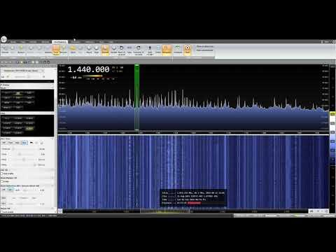 1440 khz, 9:00 UTC: Possible Radio Kiribati