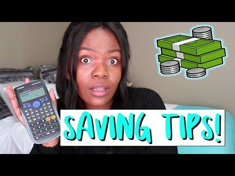 WAYS TO SAVE MONEY(That I wish I Knew Sooner)   South African Flight Attendant YouTuber