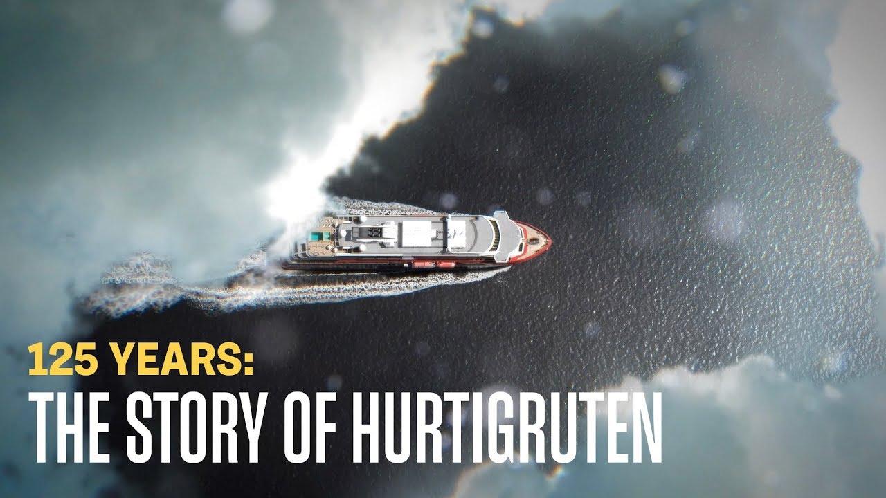 About Hurtigruten - Our History | Hurtigruten