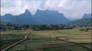 #12 Laos - De Luang Prabang à Pakse en passant par Vang Vieng et Vientiane