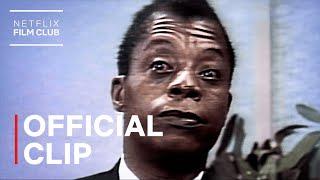 I Am Not Your Negro   James Baldwin on the Dick Cavett Show   Netflix