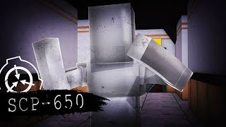 """STARTLING STATUE"" SCP-650 