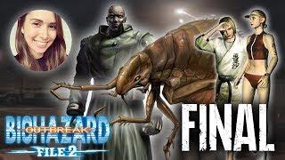 [ Resident Evil Outbreak: File #2 ] Alternate endings - FINAL