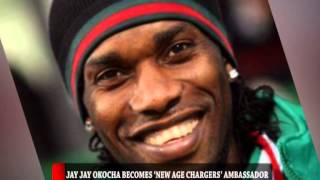 HIP TV NEWS - JAY JAY OKOCHA BECOMES