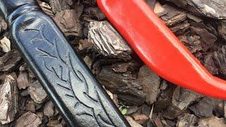 Финский клинок ромбик и «Hunter»Новый тип клинка
