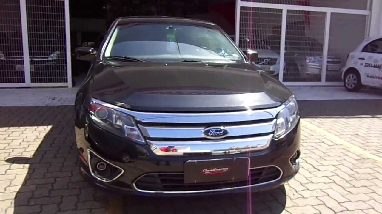 Ford Fusion Sel 2 5 16v Autom 225 Tico 2010 Youtube