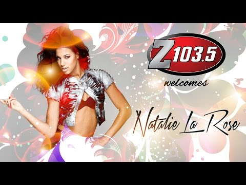 Natalie La Rose interview with Pina!