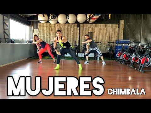 MUJERES - Chimbala | Mauri Alejandro Zumba | Dance Fitness