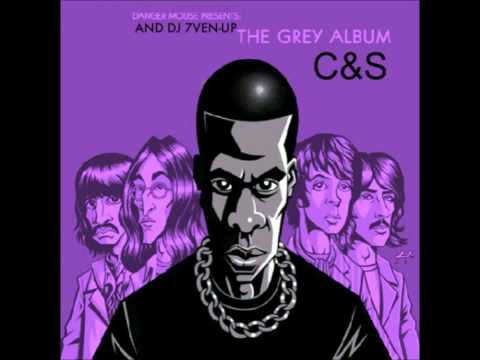 Jay-Z x The Beatles x Danger Mouse- What More Can I Say C&S [DJ 7Ven-Up]