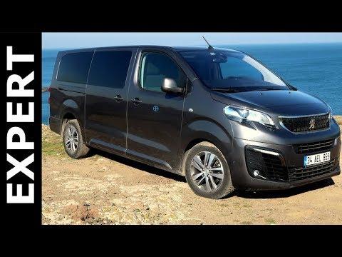 Test - Peugeot Expert Traveller