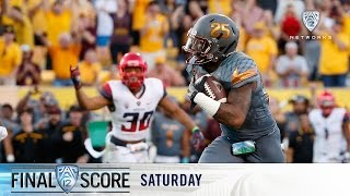 Highlights: Arizona State football snags Territorial Cup in win over Arizona