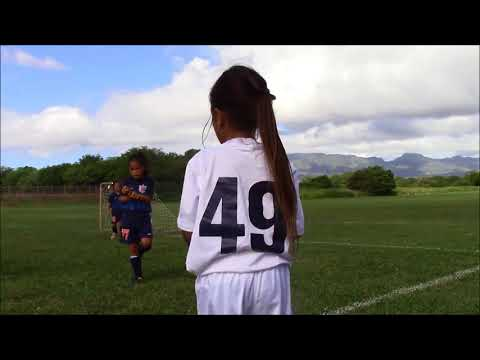 Whitfield SC 11G Royal vs Hawaii Heat FC Orange 11/12/17