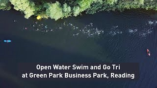 Open Water Swim and Go Try Event - Green Park Business Park, Reading