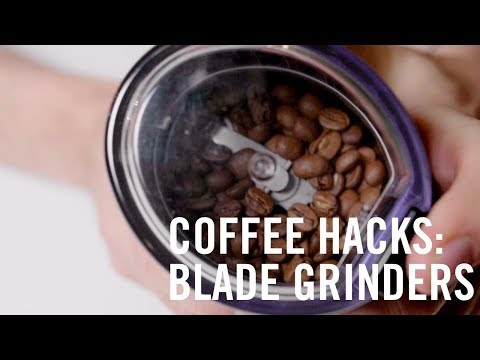 Coffee Hack: The Best Blade Grinder Results