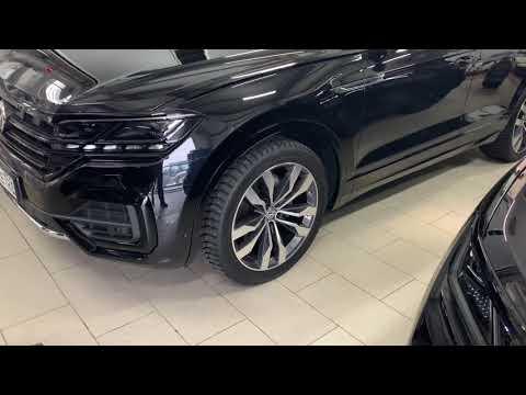 Volkswagen Touareg 3 Black Package