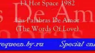 Las Palabras De Amor (The Words Of... (special online music)