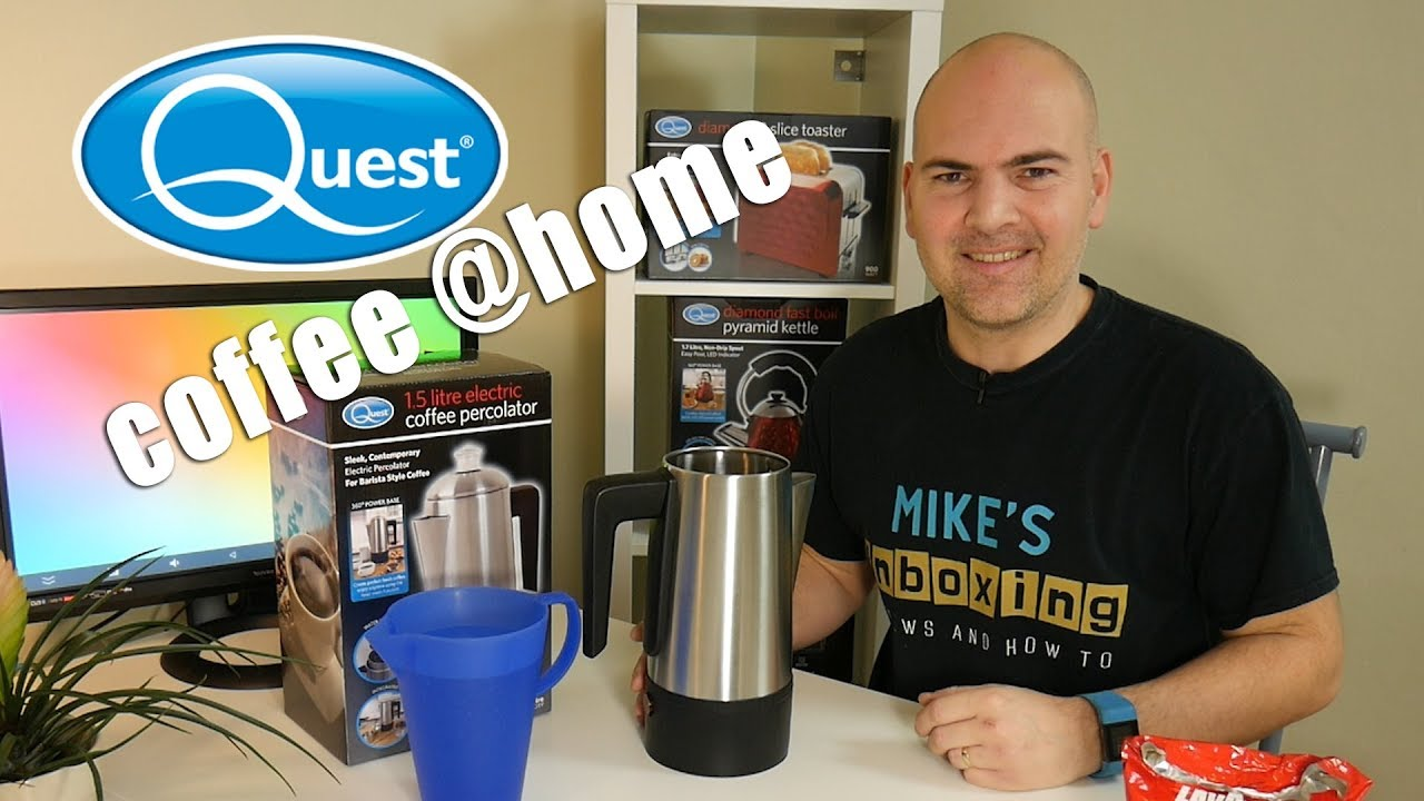 Quest For The Best Coffee Percolator At Home