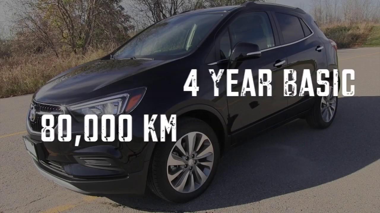 Buick Encore Vs Chevy Trax Comparison