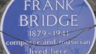 Frank Bridge: Lament for two violas, Joseph Genualdi and Sheila Browne