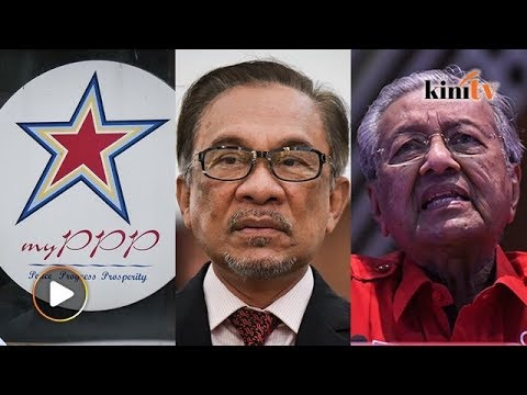 MyPPP diharam Ada pemimpin PKR lupa diri kata Anwar - Sekilas Fakta 14 Jan 2019