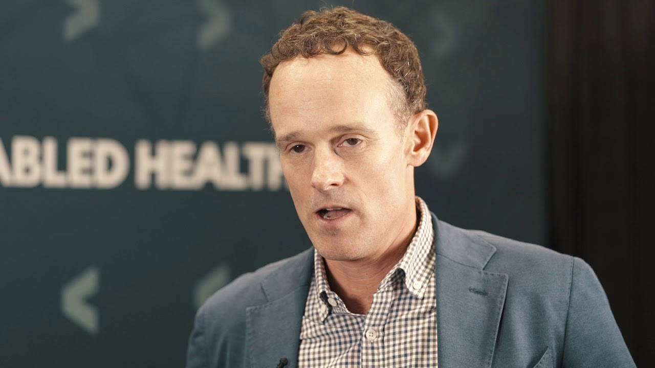 Health Talks: John Bass of Hashed Health - YouTube