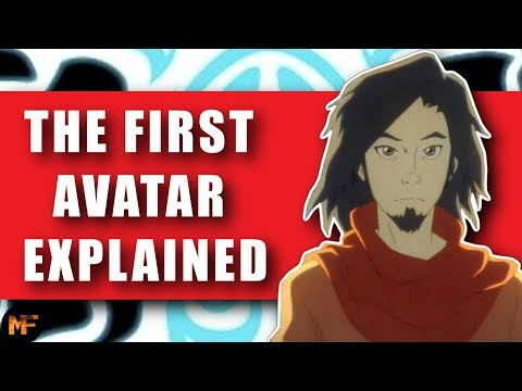 The Life of Avatar Wan: The First Avatar Explained (Avatar the Last Airbender)
