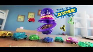 Cadbury Dairy Milk Lickables Zoomerz thumbnail