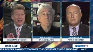The Hard Line | Dr. Leon Aaron and Pete Hoekstra on the fallout of Russia's strikes in Syria